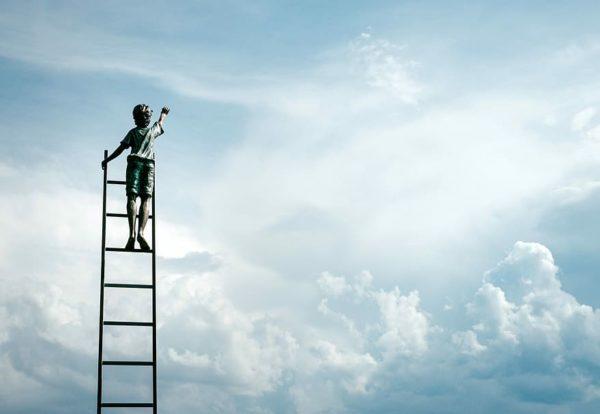 sculpture-ladder-modern-art-child